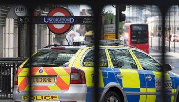 Семь человек задержали в Лондоне на акции эко-активистов