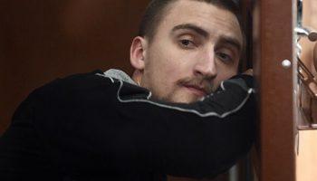 Заседание суда по делу Павла Устинова. Онлайн-репортаж