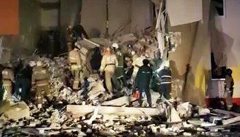 В Белгородской области завершили разбор завалов на месте взрыва газа